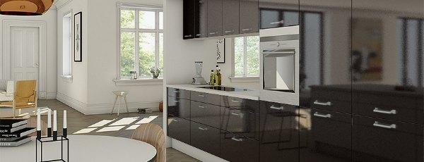Poignées de meubles au design danois par I Love Details