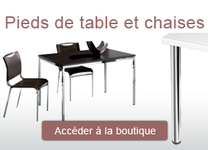 boutique pied de table