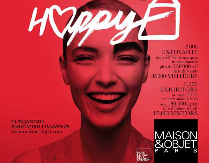 Le salon maison objet 2014 ouvre ses portes d s demain for Villepinte salon maison et objet